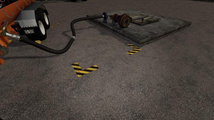 FS19 - Slurry Pit With Hose System V1