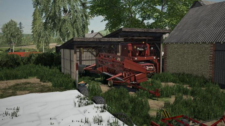 FS19 - Small Shed V1.0.0.1