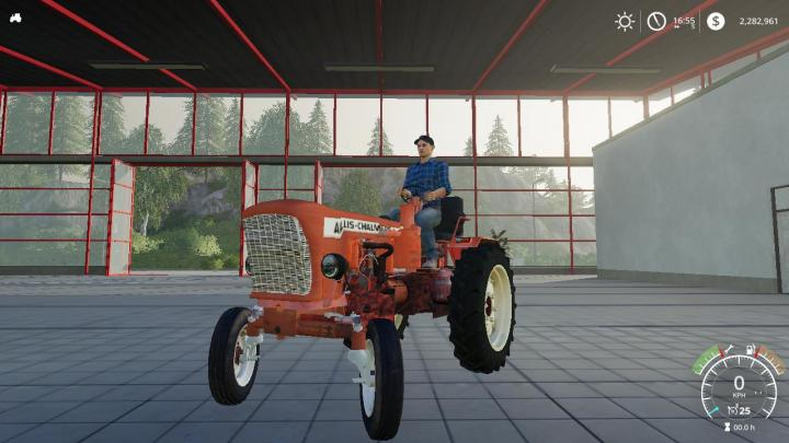 FS19 - Smaller Allis Chalmers T25 V1