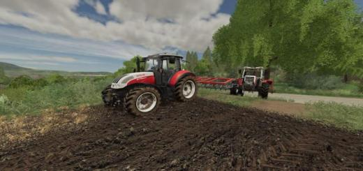 Photo of FS19 – Steyr Multi V1.6