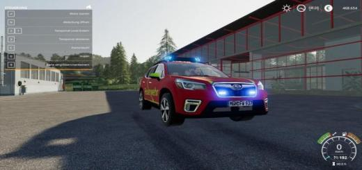 Photo of FS19 – Subaru Forester Kdow V1