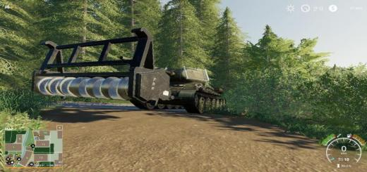 Photo of FS19 – T34-85 Berlin Style V2