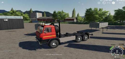Photo of FS19 – Tatra 815 Agro V1.2