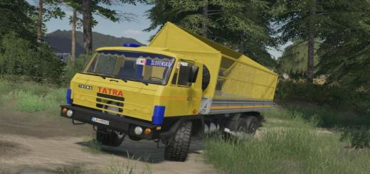 Photo of FS19 – Tatra 815 Truck V1