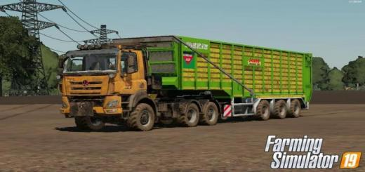 Photo of FS19 – Tatra Euro 6 & Joskin Silospace Final