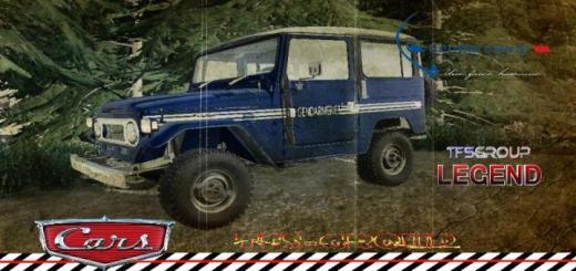 Photo of FS19 – Toyota Fj40 Gendarmerie V1.3