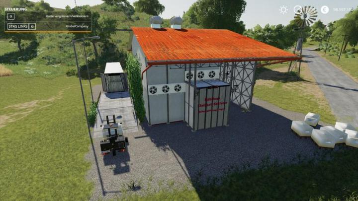 FS19 - Trout Cool Storage V1