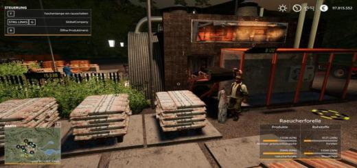 Photo of FS19 – Trout Smokers V1.1