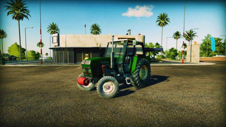 FS19 - Ursus 920 Tractor V1