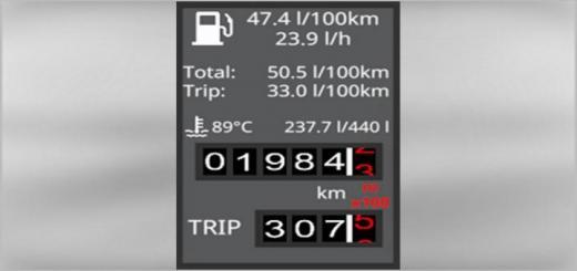 Photo of FS19 – Vehicle Info V1