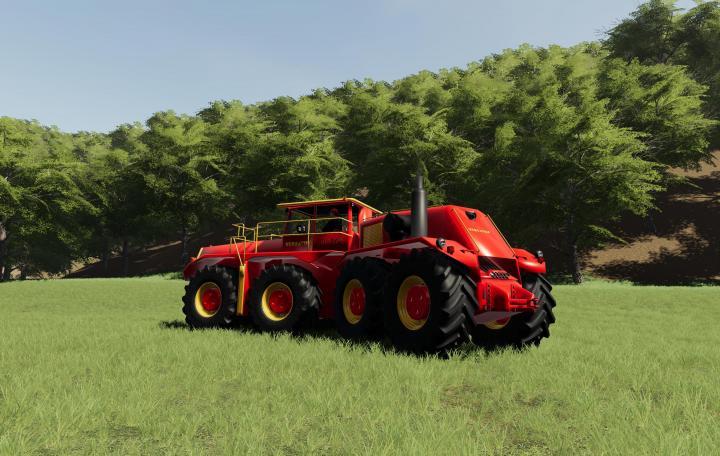 FS19 - Versatile 1080 Big Roy V1 Beta