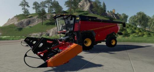 Photo of FS19 – Versatile Rt520 Harvester V1