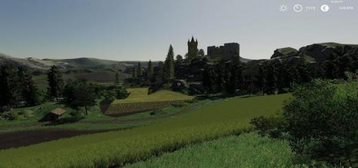 Photo of FS19 – Vieille France Map V2