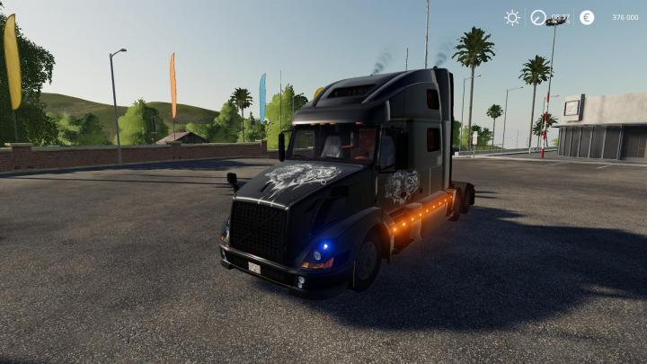 FS19 - Volvo 780 Truck V1