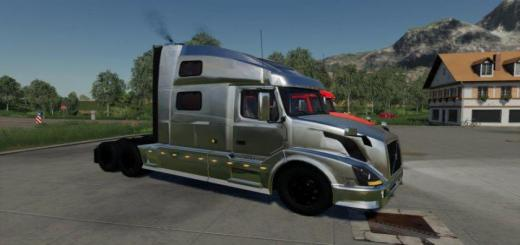 Photo of FS19 – Volvo Vnl 780 V1.1