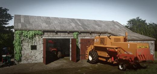 Photo of FS19 – Workshop Garage V1
