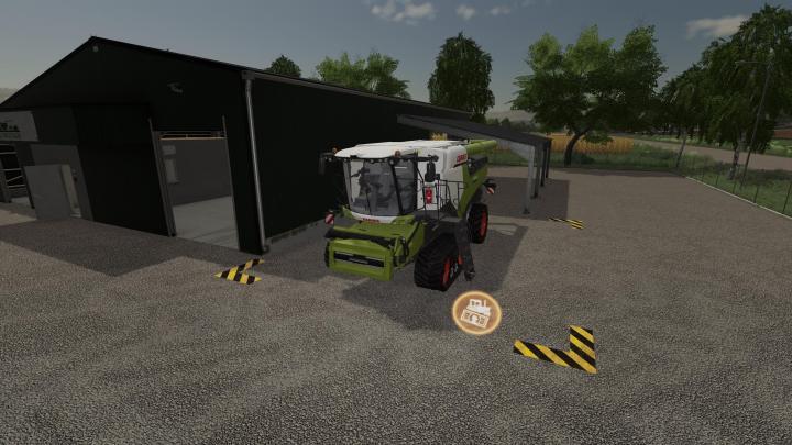 FS19 - Workshop Trigger V1