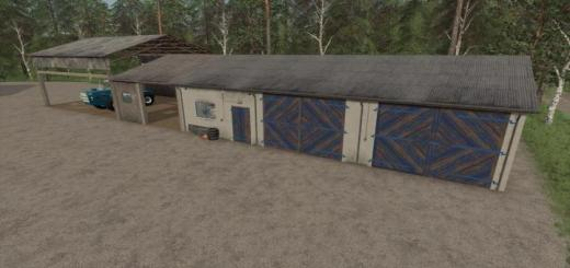 Photo of FS19 – Workshop V1