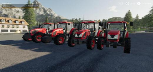 Photo of FS19 – Zetor Pack V2