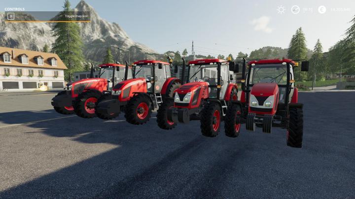 FS19 - Zetor Pack V2