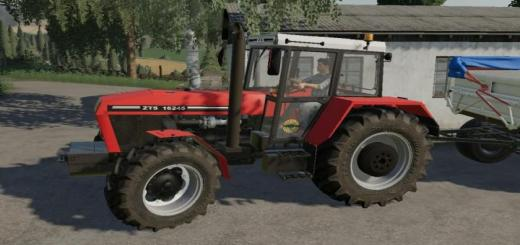 Photo of FS19 – Zetor Zts 16245 Tractor V2