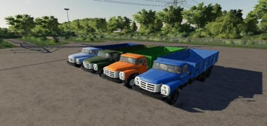 Photo of FS19 – Zil 133Gya Truck V1