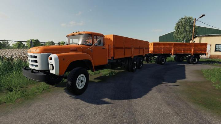FS19 - Zil 133Gya V1.1