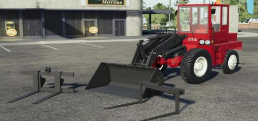 Photo of FS19 – Zts Un 053 V1.5.1
