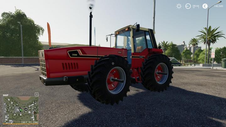 FS19 - 1981 International 3588 V1