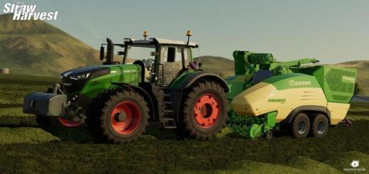 Photo of FS19 – Addon Straw Harvest V1