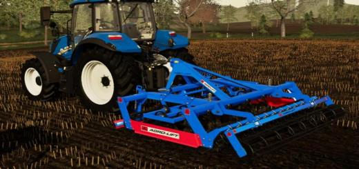 Photo of FS19 – Agro-Lift Auk V1