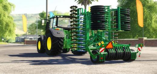 Photo of FS19 – Amazone Catros 5501 V1
