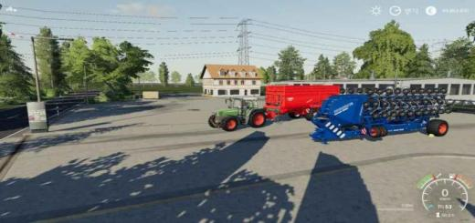 Photo of FS19 – Amazone Condor (Alle Fruchtsorten) V1.6