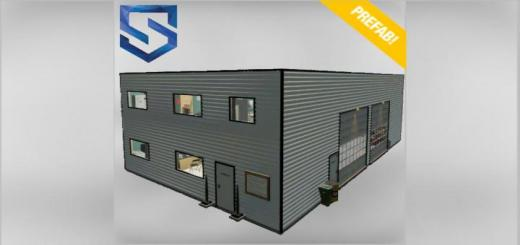 Photo of FS19 – Atelier Tp Prefab V1