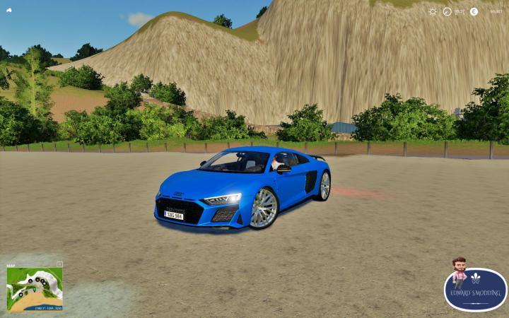 FS19 - Audi R8 V1