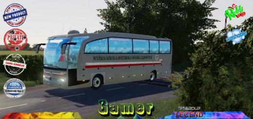 Photo of FS19 – Autobus Pl Luxury V1.5