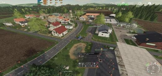 Photo of FS19 – Autodrive Course For Ellerbach V0.7 Beta