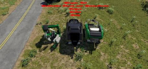 Photo of FS19 – Balers Set V2.5
