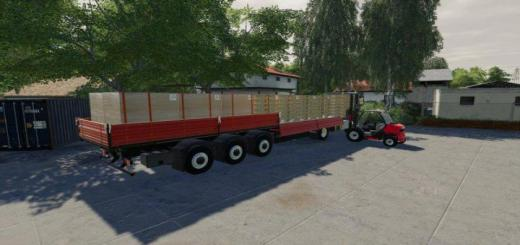 Photo of FS19 – Bdm Autoload Pack V3
