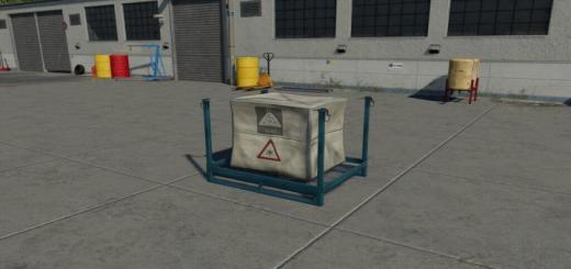 Photo of FS19 – Big Bag Container Salt V1