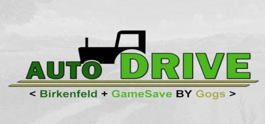 Photo of FS19 – Birkenfeld Autodrive Curse + Game Save V5
