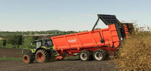 Photo of FS19 – Brochard Ev 2200 70 Trailer V1