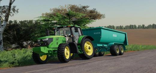Photo of FS19 – Camara Rtc16 Trailer V1