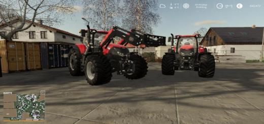 Photo of FS19 – Case Optum Tractor V1