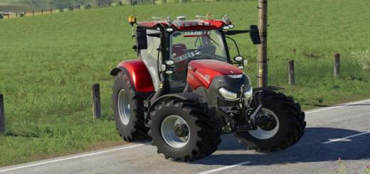Photo of FS19 – Caseih Maxxum Tractor V1