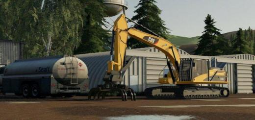 Photo of FS19 – Cat 325Dl Excavator V1