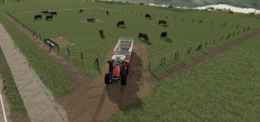 Photo of FS19 – Cattle Pasture V1