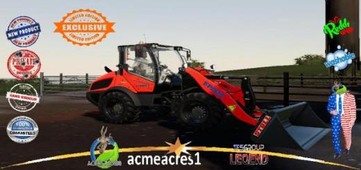 Photo of FS19 – Chargeuse Paus Rl 6.7 V1.5