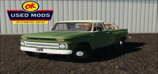 Photo of FS19 – Chevy Fleetside V1