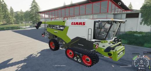 Photo of FS19 – Claas Lexion 8900 V1